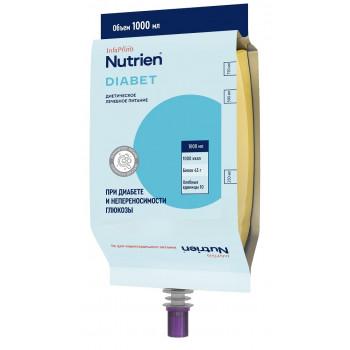Нутриэн Диабет диетическое лечебное питание при диабете и непереносимости глюкозы, 1000мл (20694)