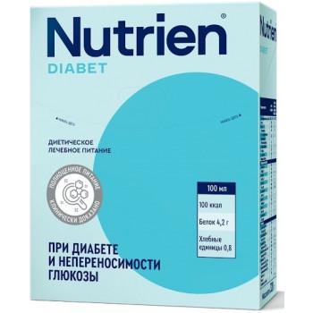 Нутриэн Диабет диетическое лечебное питание при диабете и непереносимости глюкозы 320гр (15430)