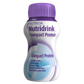 Nutridrink компакт протеин, нейтральный, 125мл (76201)
