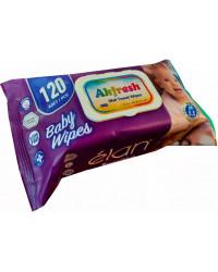 Akfresh влажные салфетки для детей, 120шт (03027)