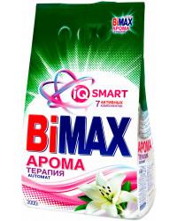 BiMax Ароматерапия стиральный порошок автомат, для цветного белья, 3кг (97739)