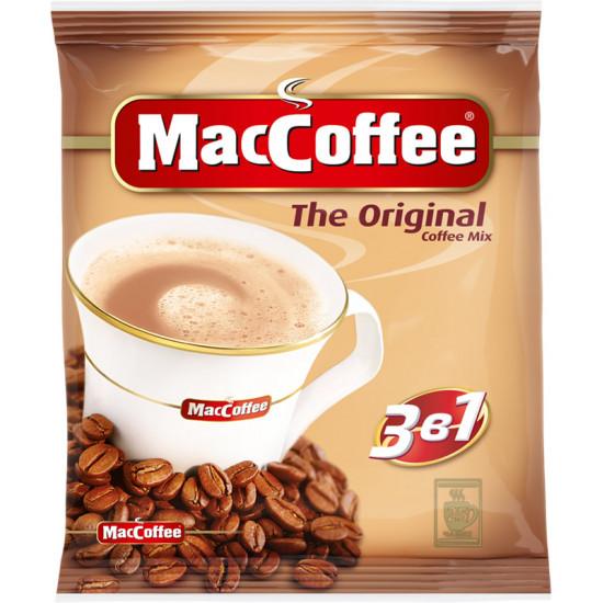 MacCoffee кофе растворимый 3в1, 25 пакетиков (01004)