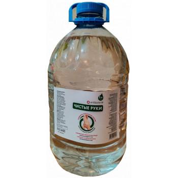 Чистые Руки антисептик санитайзер гигиенический для рук, 5 литров (10252)