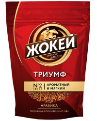 Жокей Триумф №2 кофе растворимый сублимированный, сашет 450гр (09174)