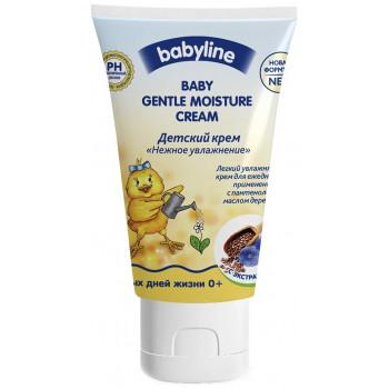 Baby Line нежный детский крем, Нежное увлажнение, 125мл (02738)