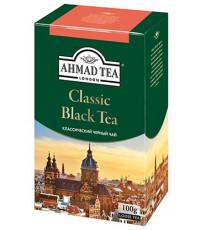 Ahmad Classic Black Tea листовой чёрный чай, 100гр (05845)