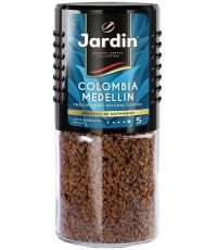 Jardin Colombia Medellin кофе растворимый сублимированный, банка 95гр (06272)