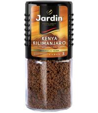 Jardin Kenya Kilimanjaro кофе растворимый сублимированный, банка 95гр (06289)