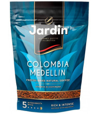 Jardin Colombia Medellin кофе растворимый сублимированный, сашет 150гр (10149)
