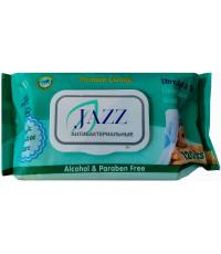 Jazz Premium Quality детские влажные салфетки, 120шт (90358)