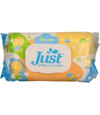 Just детские влажные салфетки, без запаха, 120шт (20206)