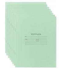Набор тетрадей, линейка 12 листов, 10шт (38373)
