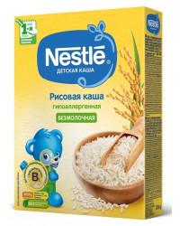 Nestle рисовая каша, безмолочная, гипоаллергенная, с 4 месяцев, 200гр (31023)