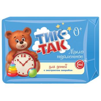 Тик-Так детское мыло, 150гр (10325)