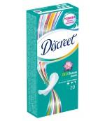 Discreet ежедневки DEO Waterlily, 2 капли, 20шт (07835)