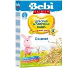 Bebi premium каша молочная, овсяная, с 5 месяцев, 200гр (76319)