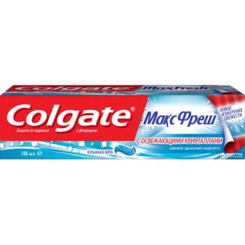Colgate зубная паста с Освежающими Кристаллами, 100мл (32154)
