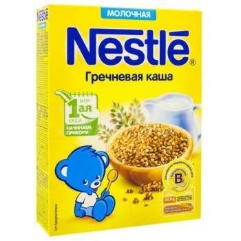 Nestle каша молочная, гречневая, с 4 месяцев, 220гр (00416)
