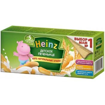 Heinz детское печенье, c 5 месяцев, 160гр (18703)