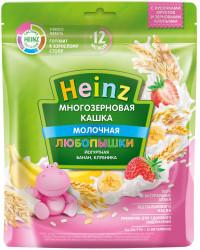 Heinz Любопышки каша, банан и клубника, йогуртная, с 12 месяцев, 200гр (01824)