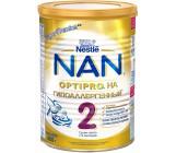 Nestle NAN сухая смесь гипоаллергенная, #2, с 6-12 месяцев, 400г (51742)