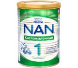 Nestle NAN сухая кисломолочная смесь, #1, с 0-6 месяцев, 400г (83362)
