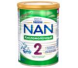 Nestle NAN сухая кисломолочная смесь, #2, с 6-12 месяцев, 400г (83348)