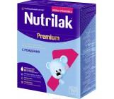 Nutrilak Premium #1 сухая молочная смесь с пребиотиками, с рождения, 350гр (20199)