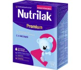 Nutrilak premium сухая молочная смесь, #2, c 6-12 месяцев, 350г (20205)