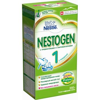 Nestogen сухая молочная смесь #1, c 0-12 месяцев, 350гр (73710)