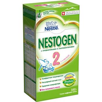 Nestogen сухая молочная смесь #2, c 6 месяцев, 350гр (44097)