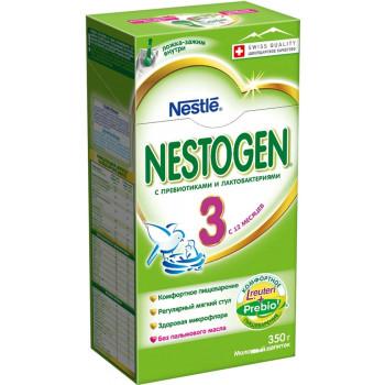 Nestogen сухая молочная смесь #3, c 12 месяцев, 350гр (08995)