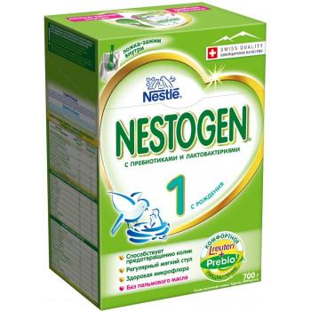 Nestogen сухая молочная смесь #1, c 0-12 месяцев, 700гр (76001)