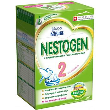 Nestogen сухая молочная смесь #2, с 6 месяцев, 700гр (71283)