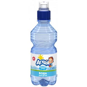 Агуша вода детская, из артезианской скважины, с 0 месяцев, 0,33л (02640)