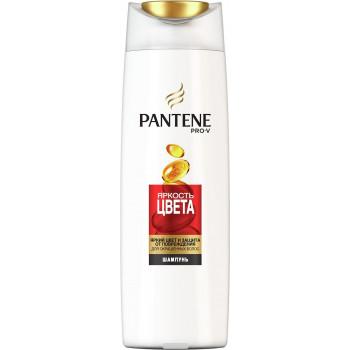 Pantene Pro-v шампунь, Яркость цвета, для окрашенных волос 400мл (11900)