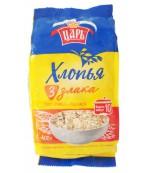 Царь хлопья 3 злака, Овес-Ячмень-Пшеница, 400 гр (02153)