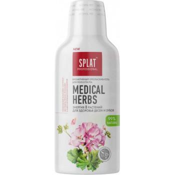 Splat Medical Herbs ополаскиватель для полости рта, лечебные травы, 275 мл (05472)