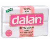 Dalan белое хозяйственное мыло, 4шт*125гр (01592)