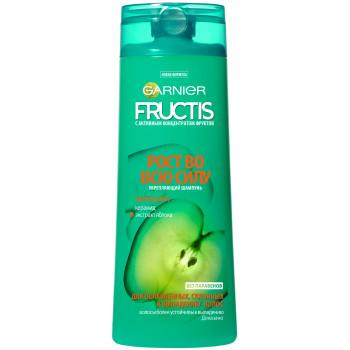 Fructis укрепляющий шампунь, Рост во всю силу,  для ослабленных и склонных к выпадению волос, 250мл (75848)