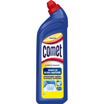 Comet чистящий гель универсальный, Лимон, 1л (24847)