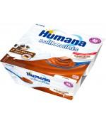 Humana пудинг шоколадный, 4 шт *100 гр, с 10 месяцев (73512)