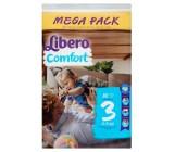 Libero comfort #3 подгузники, 4-9 кг, 88шт (56377)