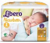 Libero new born #1 подгузники, 2-5 кг, 24шт (97736)