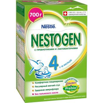 Nestogen сухая молочная смесь #4, с 18 месяцев, 700гр (40182)