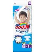 Goon #5 подгузники, 12-20 кг, 42шт (51352)(54916)