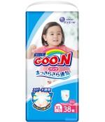Goon #5 трусики для девочки, 12-20 кг, 38шт (51413)(54978)