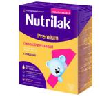 Nutrilak Premium сухая смесь, гипоаллергенный, #1, 0-6 месяцев, 350гр (13665)