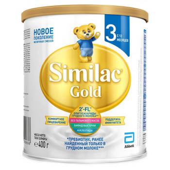 Similac Premium сухая молочная смесь, #1, c 12 месяцев, 400гр (04433)