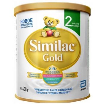 Similac Premium сухая молочная смесь, #1, c 6-12 месяцев, 400гр (58148)